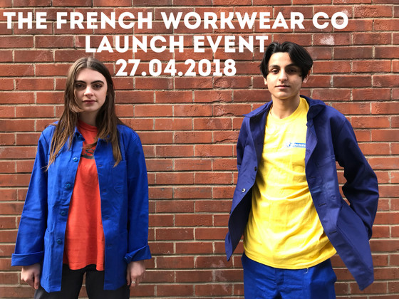 The French Workwear Company Pop Up at Post