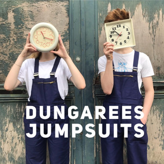 the french workwear company dungarees an