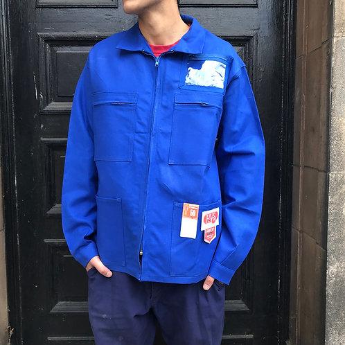 XL Zip Jacket with Extra Pockets