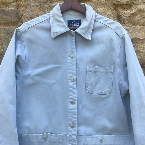 Pale Blue Jacket - M/L