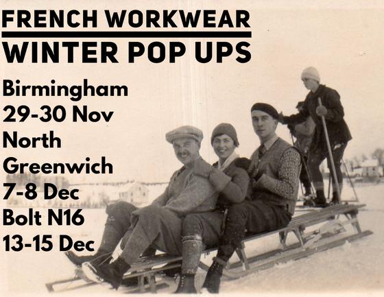 Winter Pop Ups: Birmingham, North Greenwich & N16