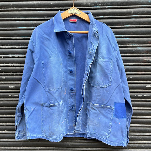 Patched Repaired Adolphe Lafont Jacket - L/XL