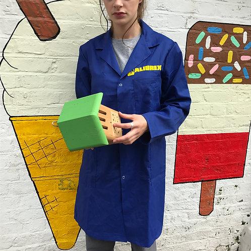 Long Workwear Jacket - Small