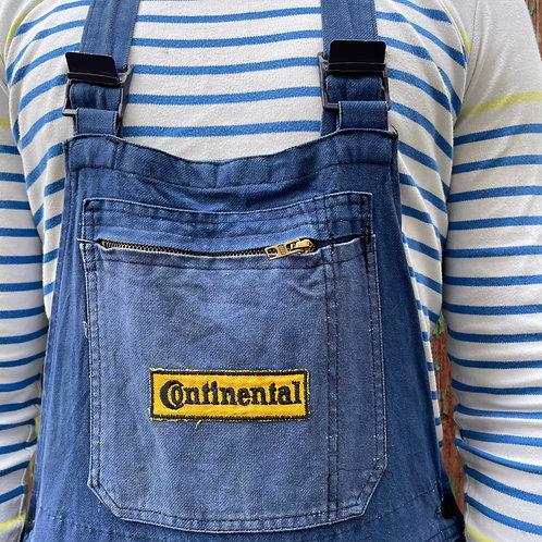 Continental Faded Dungarees Medium