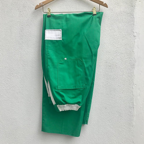 "Green Workwear Trousers 38"" Waist"