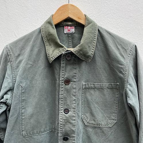 Khaki Workwear Jacket - Small