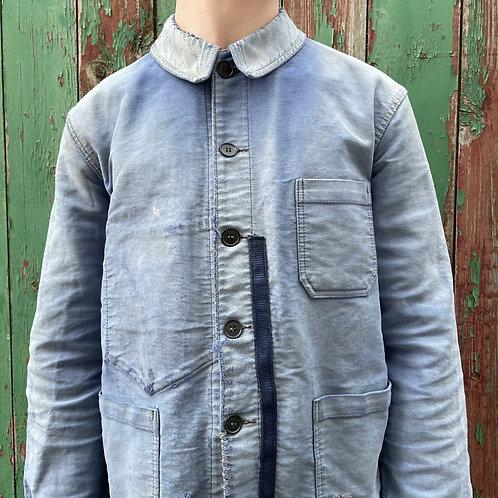 Le Beaufort Mended Moleskine Jacket - Medium