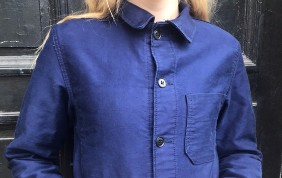 What is Moleskine Workwear Fabric?