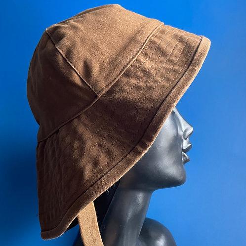 Duck Brown Railway Driver Hat