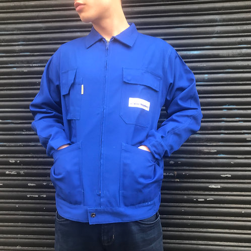 Medium Workwear Zip Jacket.
