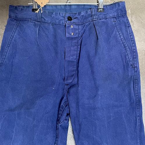 Dark Blue Trousers 30W 28L
