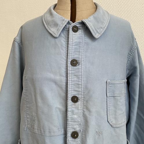 Faded Adolphe Lafont Moleskine Jacket - Medium