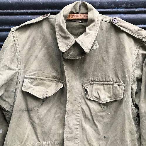 French Army Jacket - Small