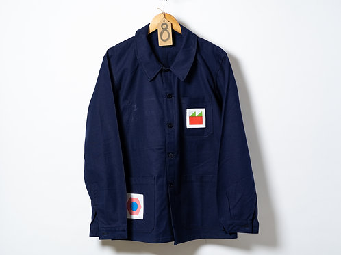 Paul Farrell Factory Worker Jacket Medium