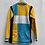 Thumbnail: Geometric Cycling Jersey Top Long Sleeves Medium