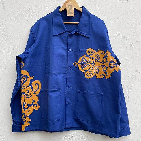 Sally Minns Golden Motif Jacket XL/XXL