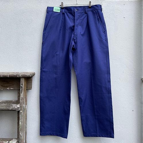 Dark Blue Trousers 36W / 31L