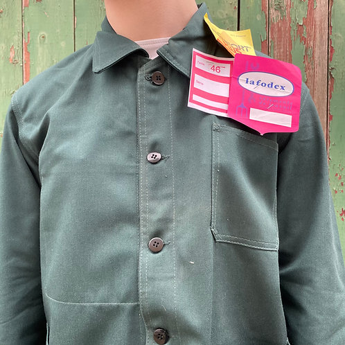 Lafodex Green Jacket - S/M