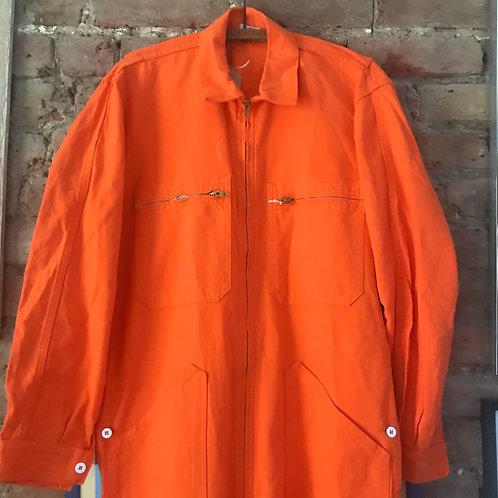 Orange Jumpsuit - M