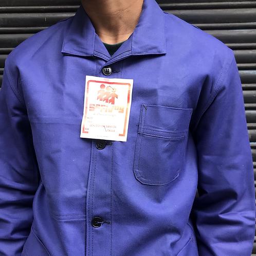 Dark Blue Sapivog Workwear Jacket - M/L