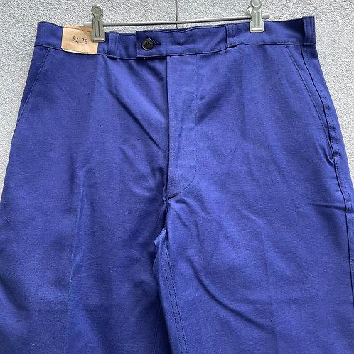 Dark Blue Trousers 34W 31L