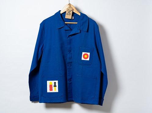 Paul Farrell Garage Attendant Jacket Medium
