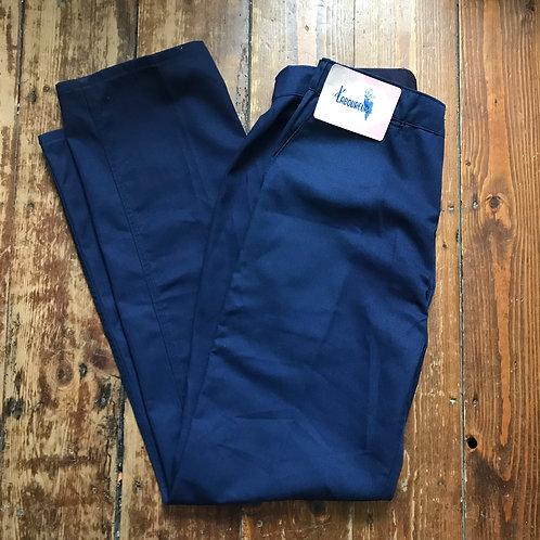 Le laboureur Dark Blue Trousers - 33W / 32L