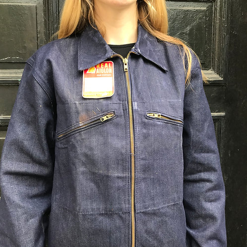 Real Aiglon Le Laboureur Waisted Jacket - Small