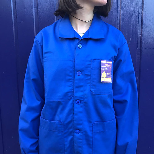 Classic Blue Workwear Jacket - Small