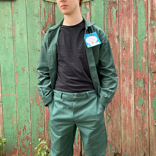 "Ideal Green Trousers. 33"" W 31"" L"
