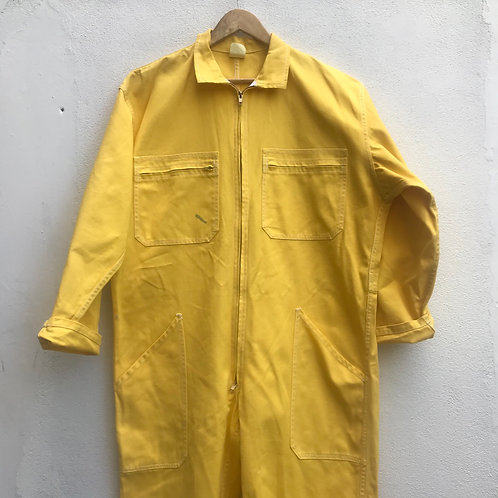Yellow Jumpsuit - M/L
