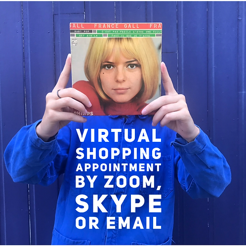 Virtual Shopping Appointment - Refundable