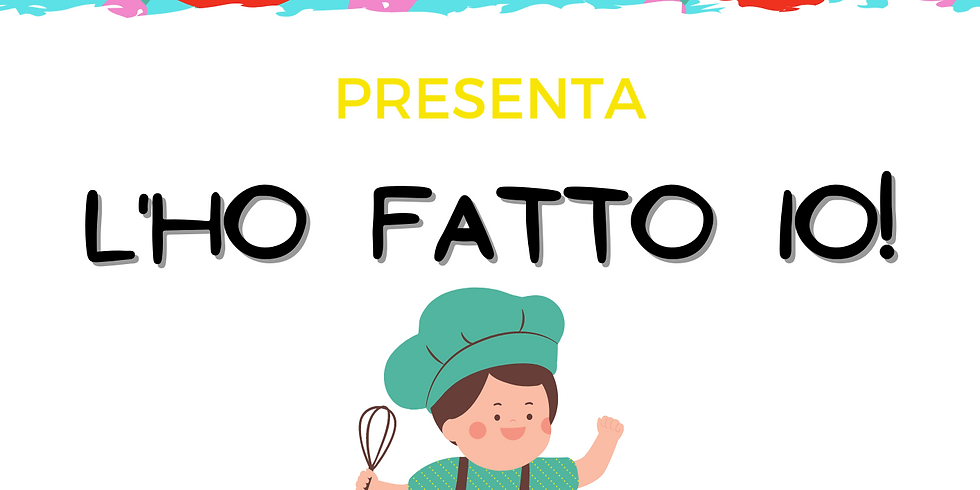 L'HO FATTO IO