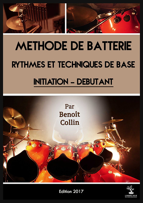 Méthode de Batterie / initiation - débutant