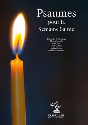 Psaumes pour la Semaine Sainte