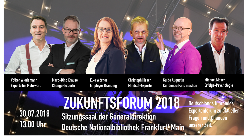 Zukunftsforum 2018
