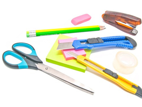 How To Organize Office Supplies In The Small Office Or Home Office