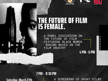 MIHI x Sole Folks: The Future of Film is Female