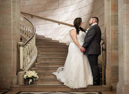 Congratulations Adam & Stephanie!