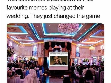 Wedding Day Meme