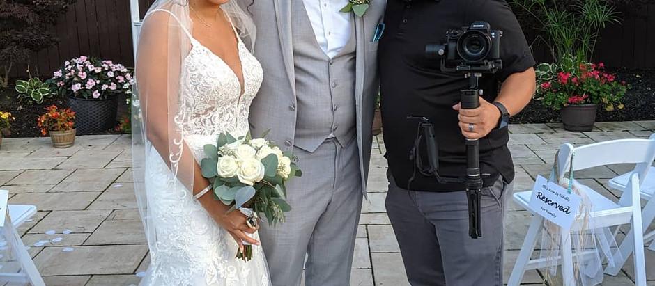 Congratulations Anny & Dean!
