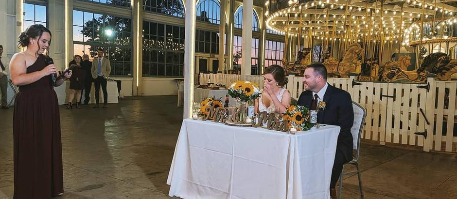 Congratulations Katie & Justin!