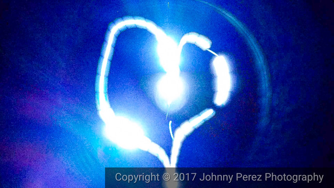 Day 19 in my #31dayphotochallenge | Light Painting