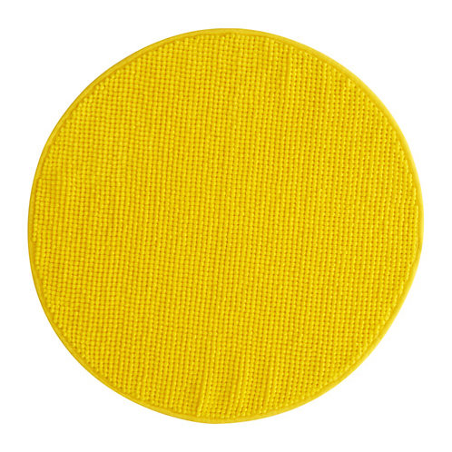 Ikea BADAREN Bath mat, yellow 403.116.13