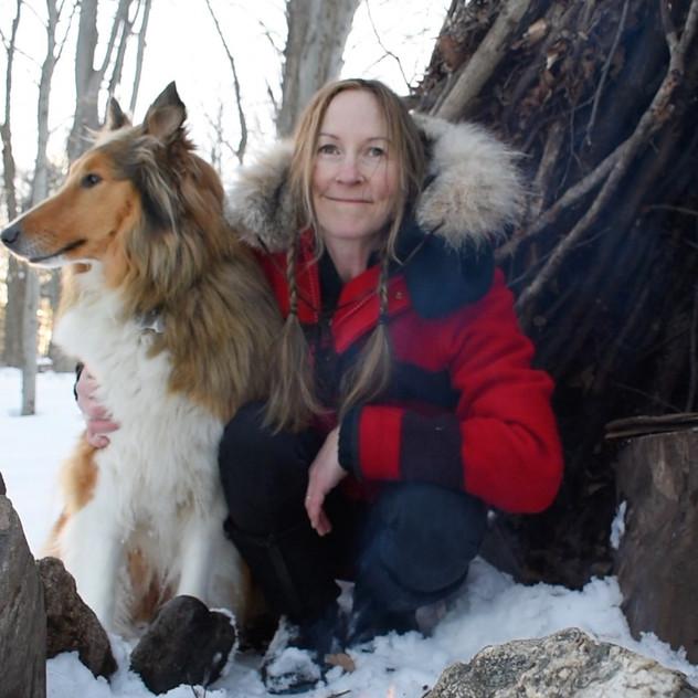 Maysie & me- my adventure buddy