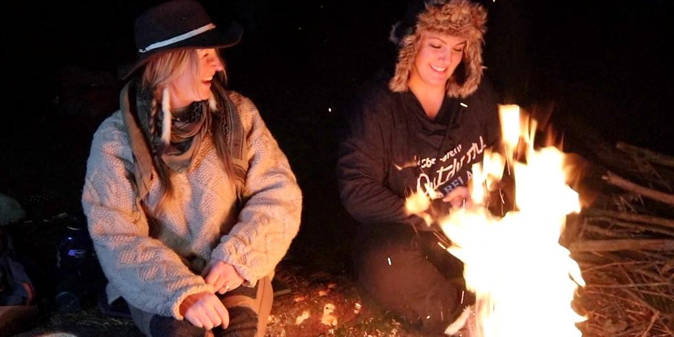 Michigan Wilderness Overnight for Women