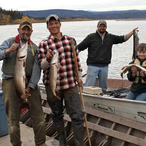 Fishing was good!