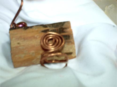 copper coil ring