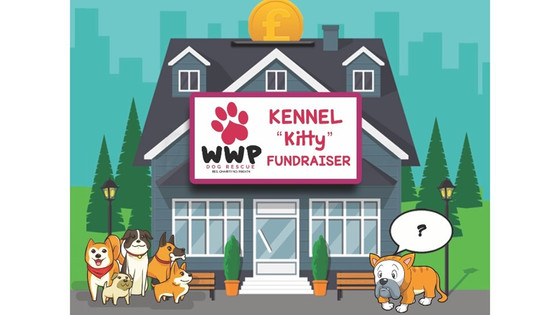 ❤️KENNEL FUND...JUST GIVING❤️