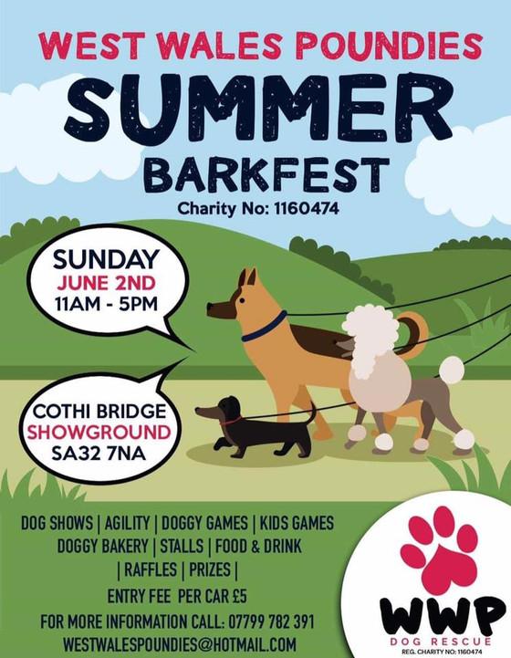 Summer Barkfest 2019